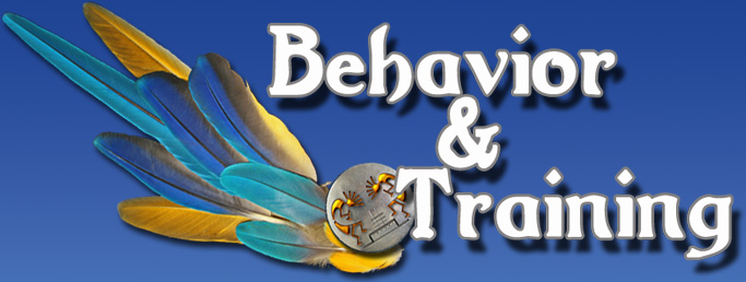 behavior and training